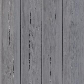 Muriva Lipsy Metalliskt Trä Silver 144701