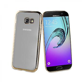 Muvit Life Bling Gold Case For Samsung Galaxy A3 2017