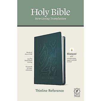 NLT Thinline Reference Bible Filament Enabled Edition by Edited by Tyndale