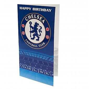 Kartka urodzinowa Chelsea