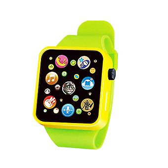 6 Colors Plastic Digital Watch High Quality Toddler Smart Watch For Toy Watch