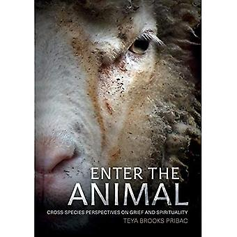 Enter the Animal: Cross-species perspectives on grief and spirituality