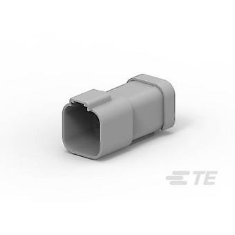 Strain relief sleeve 180° DT6S-BT-BK DT6S-BT-BK TE Connectivity Content: 1 pc(s)