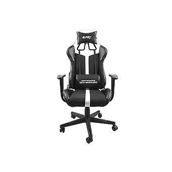 Gaming Chair Fury Avenger XL Black White