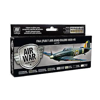 Modèle d'ensemble aérien - RAF & FAA Fleet Air Arm 1939-45