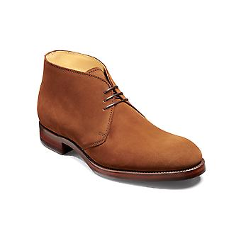 Barker Orkney - Old Snuff Suede | Mens Handmade Leather Chukka Boots | Barker Shoes