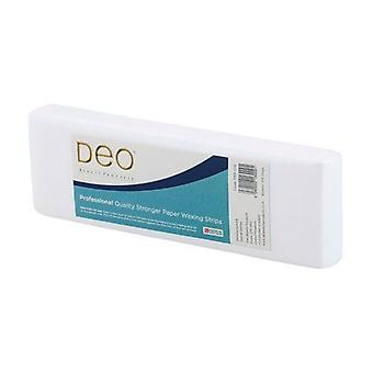 DEO Professional Högkvalitativa starkare remsor för vaxning - Papper - Förpackning med 50