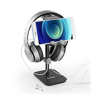 Mbeat2 In 1 Headphone And Tiltable Phone Holder Stand