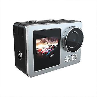 Digital cameras 2.0In 4k 20mp wifi contact action camera ultra hd with 10m underwater waterproof camera 4x zoom
