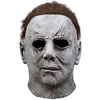 Michael Myers Halloween maszkok Jelmez Cosplay Latex Kellékek Horror Mask