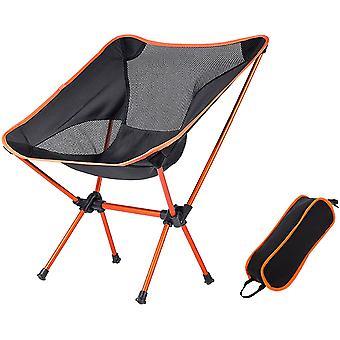 Gry ogrodowe Ultra Lekkie krzesła ogrodowe Składane krzesło wędkarskie Ultra lekkie aluminiowe krzesło Siedzisko Przenośny stołek do caravan Travel Garden Hiking Picnics