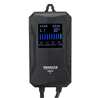 Zy-2020 Au Plug (500w) -xil Controle Externo LCD Display Frequency Conversion Aquarium Au Plug (500w) -xil