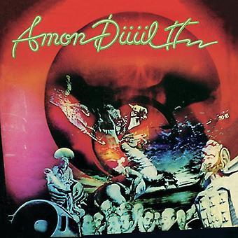 Amon Duul II - tanssi Lemmings [vinyyli] Yhdysvallat tuoda