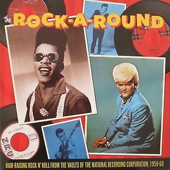 Rock-a-Round - Rock-a-Round [Vinyl] USA import