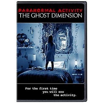Actividad paranormal: Importación de los E.e.u.u. de la dimensión del fantasma [DVD]