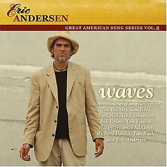 Eric Andersen - Waves [CD] USA import