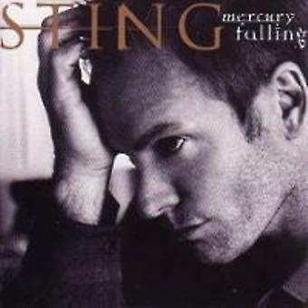 Sting - Mercury Falling [Vinyl] USA import