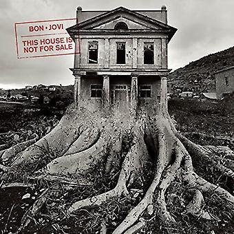 Bon Jovi - detta hus är inte för försäljning [Vinyl] USA import
