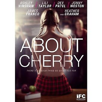 About Cherry [DVD] USA import