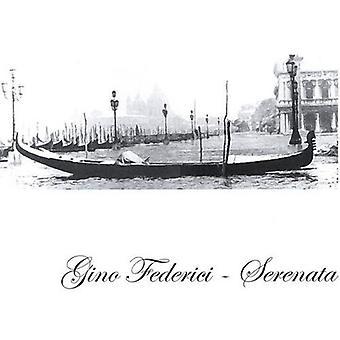 Gino Federici - Serenata [CD] USA import