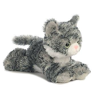 Aurora World Lily de kat Mini Flopsies pluche speelgoed