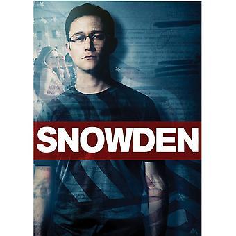 Snowden [DVD] USA import