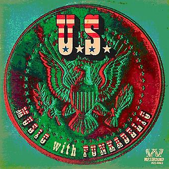 Amerikaanse muziek met Funkadelic - Amerikaanse muziek met Funkadelic [Vinyl] USA import