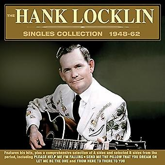 Hank Locklin - import USA Locklin Hank-Singles Collection 1948 - [CD]