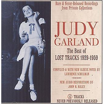 Judy Garland - Best of Lost Tracks 1929-59 [CD] USA import