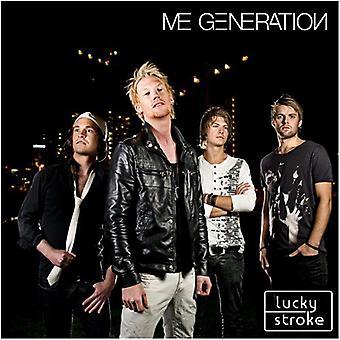 Gelukkige Stroke - Me generatie [CD] USA importeren