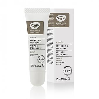 Green People, Neutral Scent Free Eye Cream, 10ml