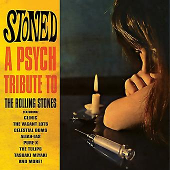 Stoned - a Psych Tribute to the Rolling Stones - Stoned - a Psych Tribute to the Rolling Stones [CD] USA import