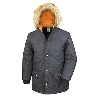 Result Mens Urban Outdoor Urban Stormdri 2000 Long Parka Jacket