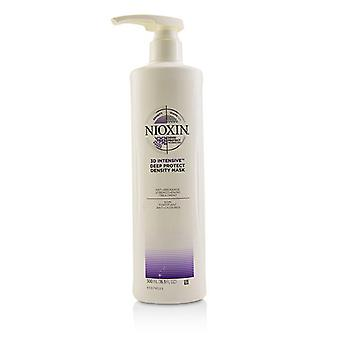 Nioxin 3d Intensive Deep Protect Density Mask (anti-breakage Strengthening Treatment) - 500ml/16.9oz