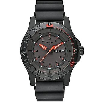 Traser H3 Watch 104148 combat rouge