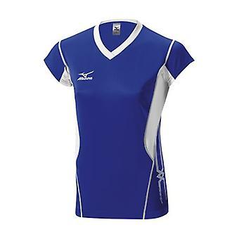 水野プレミアム キャップ袖 V2EA470171 普遍的なすべての年の女性 t シャツ
