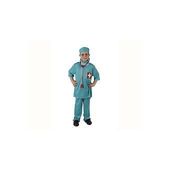 Costume costumes pour enfants pour le chirurgien d'enfants