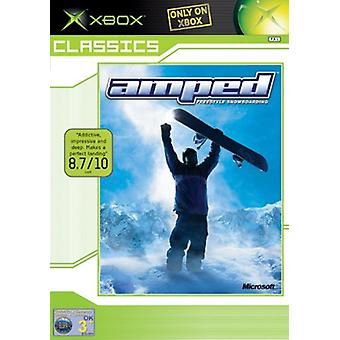 Amped Freestyle Snowboarding (Xbox Classics) - Als nieuw