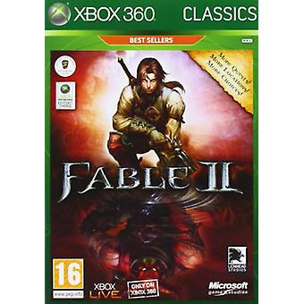 Fable 2 Classics (Xbox 360) - Factory Sealed