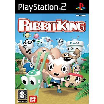 Ribbit King (PS2)-fabriken förseglad