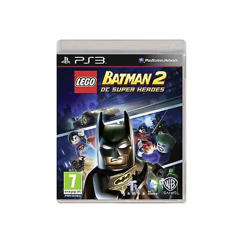 LEGO Batman 2 DC Super Heroes (PS3) - New