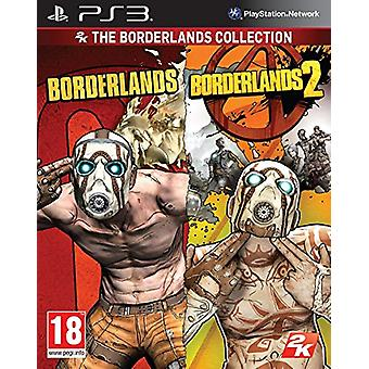 THE BORDERLANDS 1  2 COLLECTION (PS3) - New