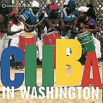 Cuba in Washington - Cuba in Washington [CD] USA import