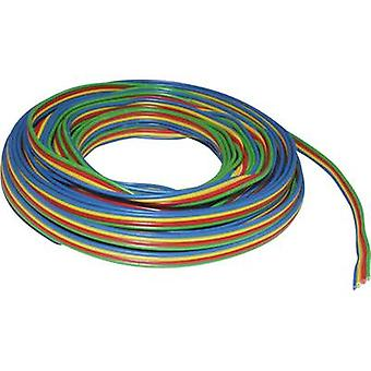 BELI-BECO L418/5 Strand 4 x 0.14 mm² groen, rood, geel, blauw 5 m