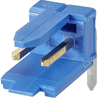FCI-Pin Strip (Standard) DUBOX Gesamtzahl der Stifte 5 Kontakt Abstand: 2,54 mm 76382-305LF 1 PC