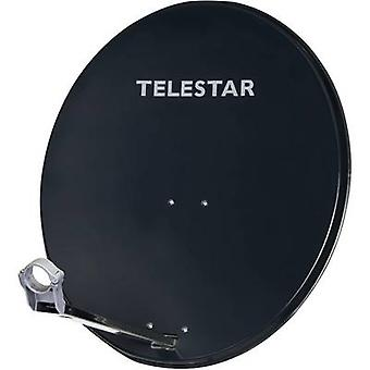 Telestar DIGIRAPID 80 5109721-AG satelit farfurie,, ardezie gri