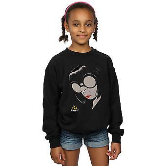 Disney meisjes de Incredibles Edna Sweatshirt