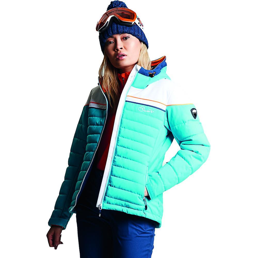 warme b Mantel 2 atmungsaktiv wasserdicht Ski Novela Damen Dare 3Lj5RA4
