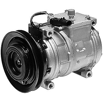 Denso 471-0107 New Compressor with Clutch