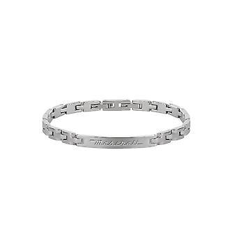 MASERATI - bracelet - mens-steel - JM218AMF08